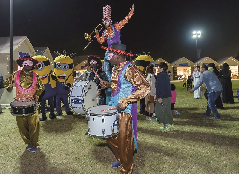 Aspire Zone lines up exciting events for Winter Festival