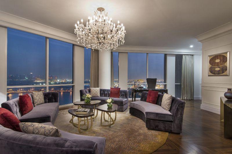 The Ritz-Carlton Doha Qatar- Indian VIP Wedding