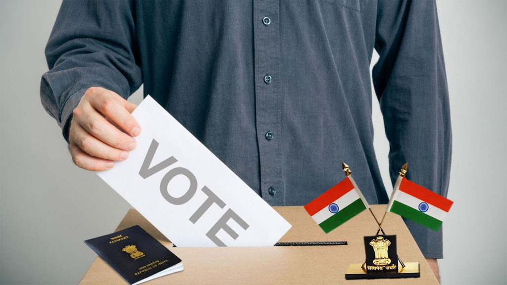 Do you want to cast your vote in the upcoming elections in 2019? Register as an overseas Elector / NRI Voter - QatarIndians.com