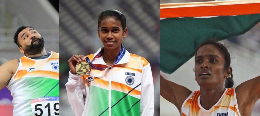 Asian Athletics Championship 2019 Qatar– India finished with 17 medals - QatarIndians.com