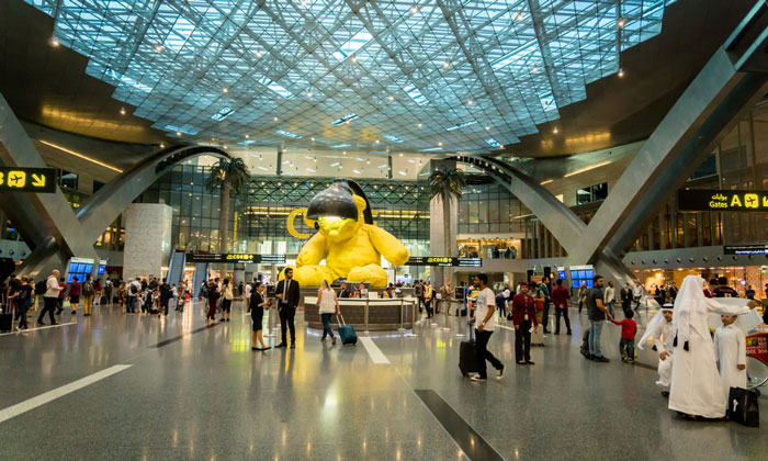 Hamad International Airport named second best airport in the world - QatarIndians.com