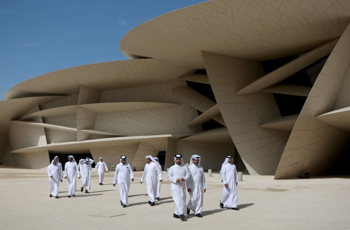 National Museum of Qatar named among 100 World's Greatest Places - QatarIndians.com