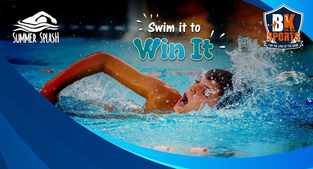 Summer Splash 2019 - Swimming Event. Invitation to Swimming talents from the Indian community in Qatar. 28th September 2019 at DPS Al Wakrah, Qatar - QatarIndians.com