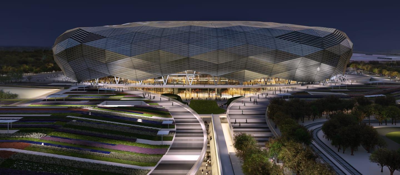 Third 2022 FIFA World Cup stadium to open in December | Education City Stadium