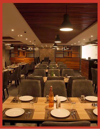 Kairali Al Tanoor Restaurant Interiors, Doha,Qatar