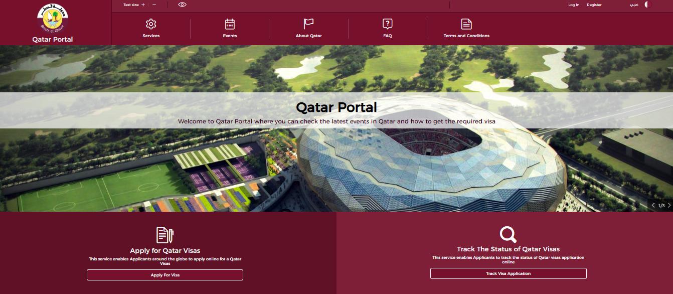 Qatar Visa Portal | MoI announces new unified visit visa portal