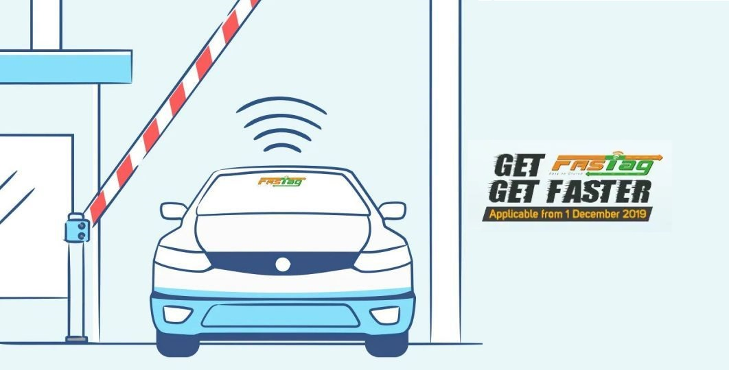 FASTag to become mandatory for all vehicles from 1st December 2019 | 'Digital India' initiative. FASTags is mandatory for all vehicles from December 1, 2019