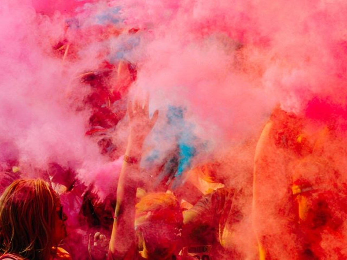 Color Run 2020 returns to Doha next year | 25 January 2020 | QatarIndians.com