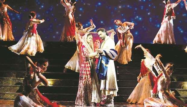 Mughal-e-Azam all set to stage Doha premiere