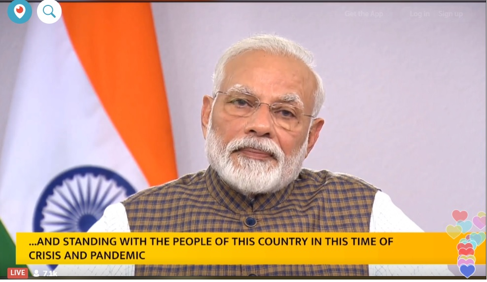 India will be under complete lock-down from midnight today | PM Modi announces 21-day nationwide lock-down