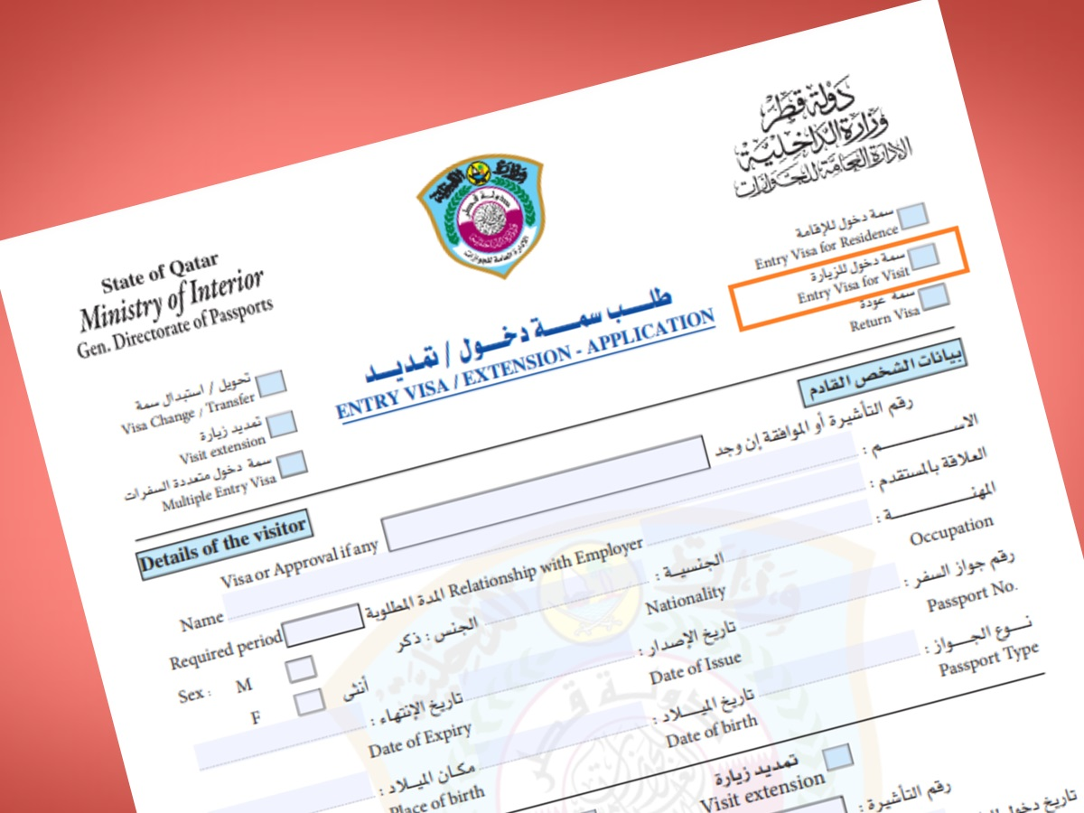 Visa Extension | Expired QID | Questions from Indian community due to flight cancellations and airport closures due to COVID-19 | extend the on-arrival visa | QatarIndians.com