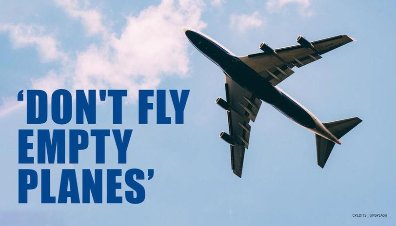"""NRIs stranded in India urge Centre - """"Don't fly empty planes"""" 